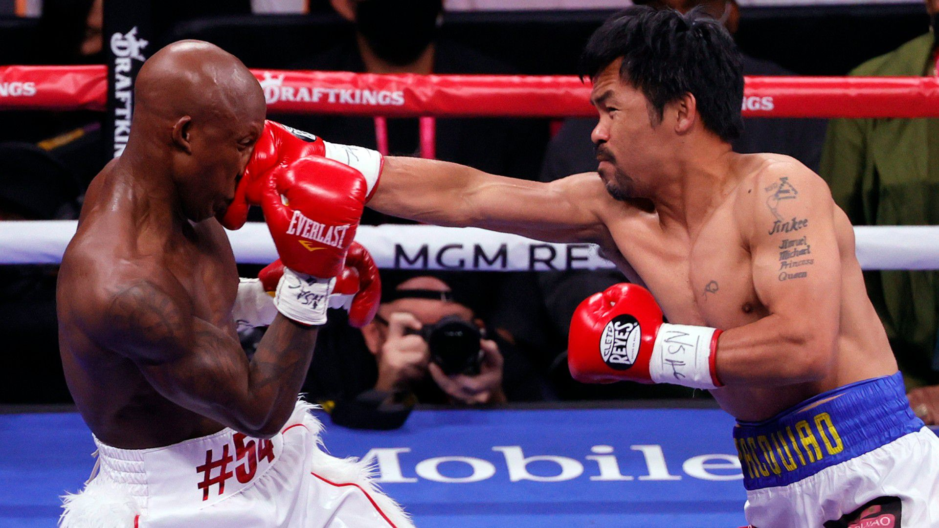 Boxing legend Pacquiao loses in comeback bout