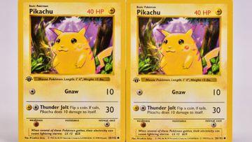 Ultra-rare Pokemon card set to fetch $60,000 at UK auction