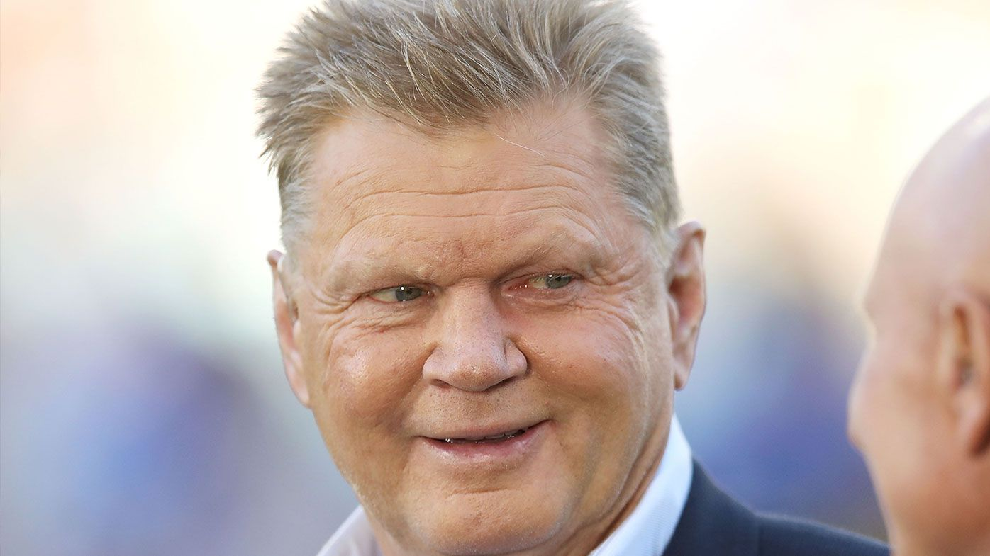 EXCLUSIVE: Paul 'Fatty' Vautin's horror after receiving Footy Show fan mail