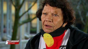 Grieving mum defiant after Black Lives Matter protest ruled illegal