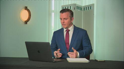 9News Political Reporter Jonathan Kearsley.
