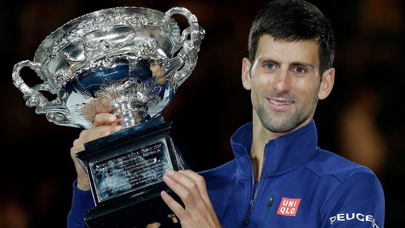 Novak Djokovic reveals intentions to climb a tree if he wins 2019 Australian Open
