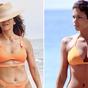 Celebrities in bikinis: Photos