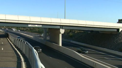 A spate of rock throwing incidents have occurred on Adelaide's bridges. (9NEWS)