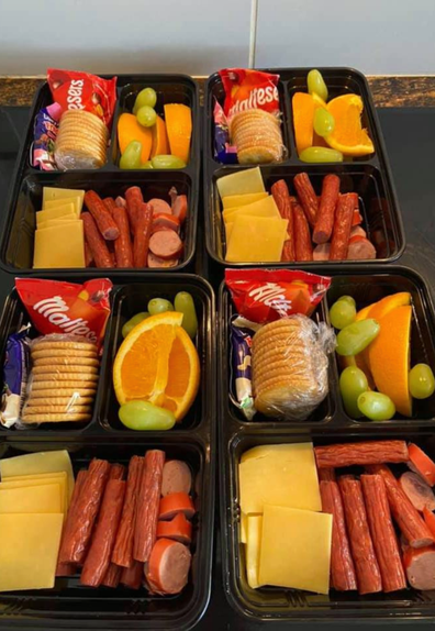 Woman slammed for the lunches she makes her husband