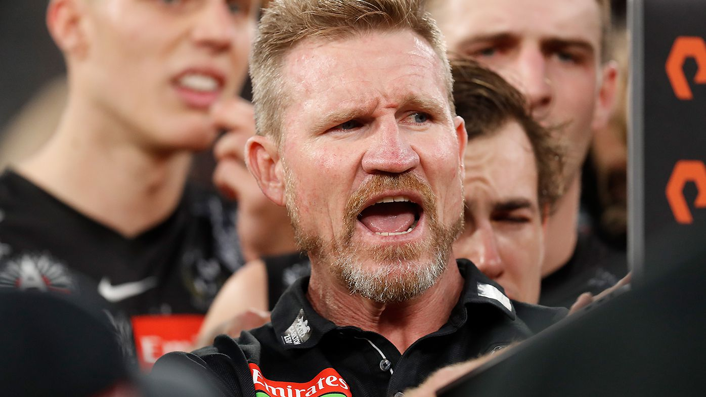 'It's wrong': Ross Lyon slams speculation surrounding Nathan Buckley's coaching future