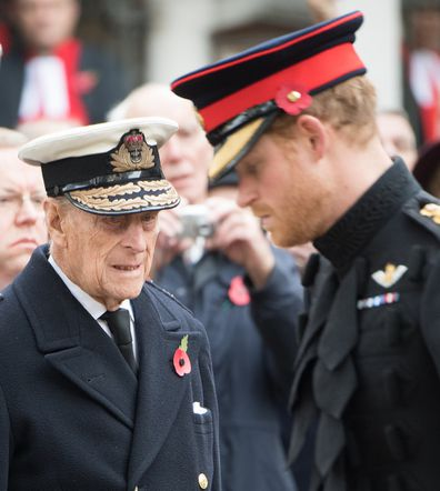 Prince Philip has been in hospital for the past six nights.