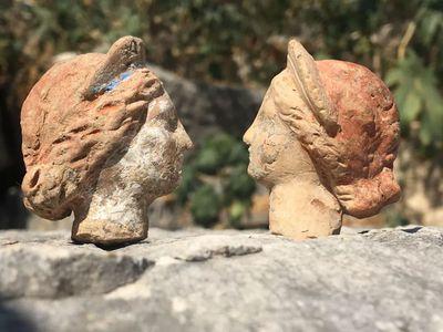 Greek gods and ancient mortals 'resurrected'