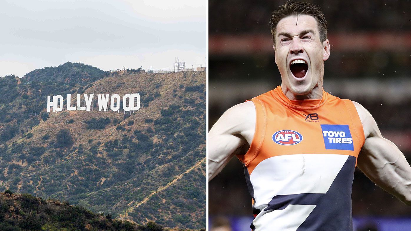 GWS Giants want AFL game in LA