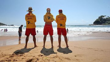 Australia drownings summer death toll water safety videos airlines Michael McCormack Government