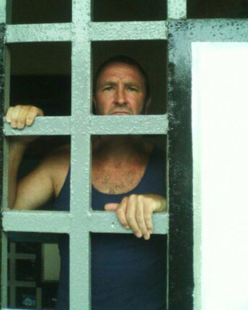 Paul Conibeer wrote I Survived Kerobokan, after spending 10 months inside the notorious Bali prison. Source: I Survived Kerobokan
