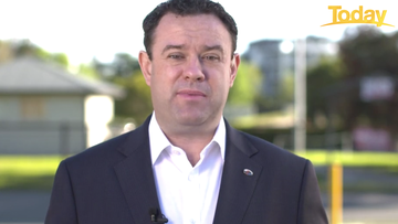 Stuart Ayres said the decision to scrap quarantine requirements is in line with the national plan.