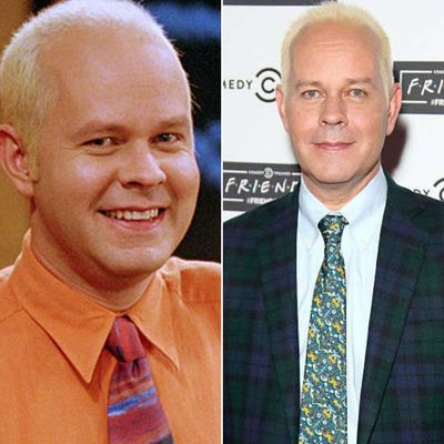 James Michael Tyler as Gunther