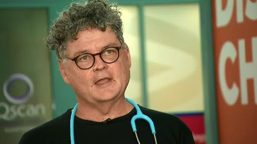 """The claims made have been slammed by Queensland chair of The Royal Australian College of General Practitioners, Bruce Willet, who said the post shows a """"lack of understanding"""" and was """"dangerous""""."""