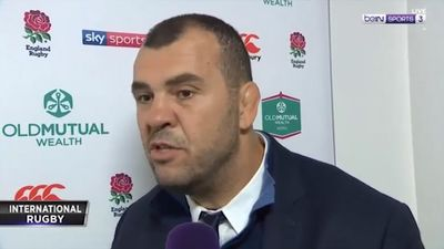 Wallabies coach Michael Cheika under investigation after foul-mouthed rant during England loss