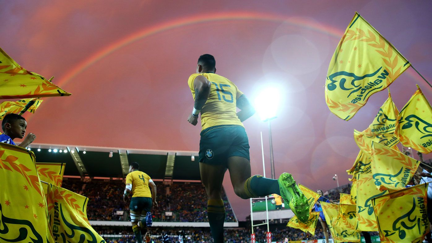 'If he continues to do it he has to go': FitzSimons' terse critique of Folau Wallabies selection