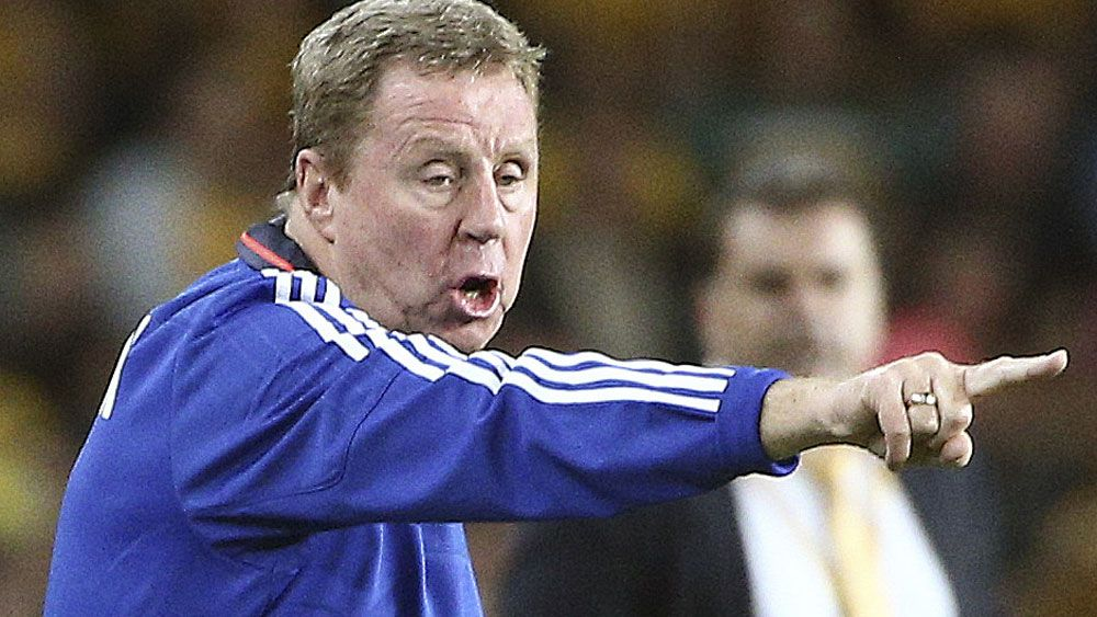 Harry Redknapp has made explosive claims. (AAP)