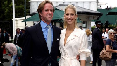 Lady Gabriella Windsor and Thomas Kingston at Wimbledon 2019