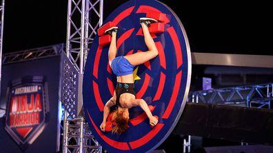 Olivia Vivian Australian Ninja Warrior 2021