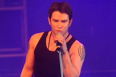 "Stephen Gateley from Boyzone<br><br>A reluctant gay icon, Stephen was forced to come out in 1999 after discovering that an acquaintance was about to sell the details of his sexuality to the media. <br _tmplitem=""14""><br _tmplitem=""14"">He publicly struggled with depression and addiction to prescription drugs in the early 2000's and sadly passed away in Majorca, Spain in 2009 due to an undiagnosed heart condition. <br _tmplitem=""14"">"