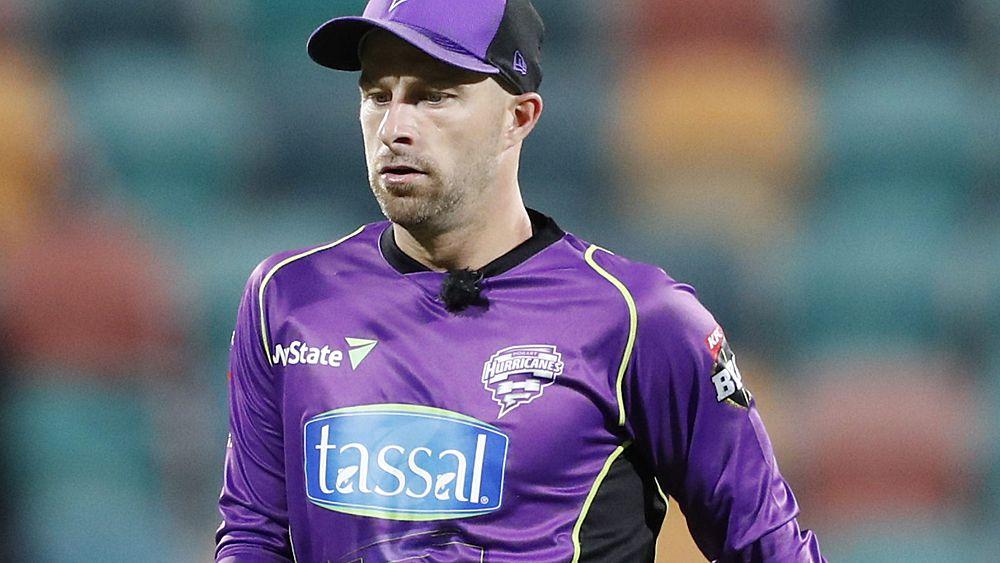 BBL: Hobart Hurricanes wicketkeeper Matthew Wade says international career is over