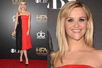 Reese Witherspoon missed out on a gong for her Oscar hope <i>Wild</i>.