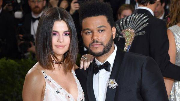 Selena Gomez and The Weeknd are very much a couple and they want the world to know. Image: Getty.
