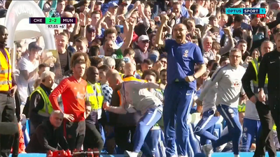 EPL: New footage vindicates Jose Mourinho in Chelsea-United sideline scuffle