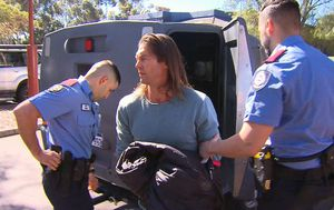 Ben Cousins walks free from jail after charges dropped
