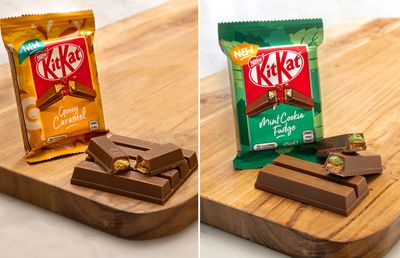 KitKat launch 'lavish' new range with gooey fillings