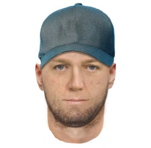 Detectives have released a computer generated image of the man they're searching for. Picture: Victoria Police