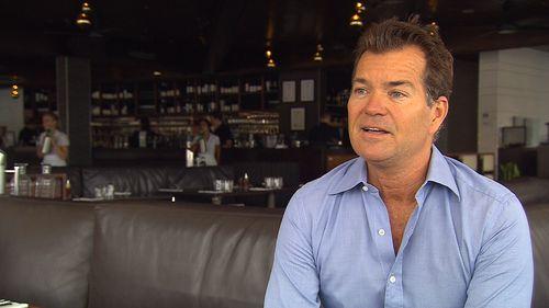 Hugos Manly owner Dave Evans.
