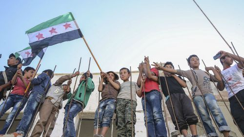 UN council to vote on two Syria resolutions