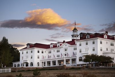 <strong>The Stanley Hotel, Colorado</strong>
