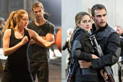 Divergent(2014)