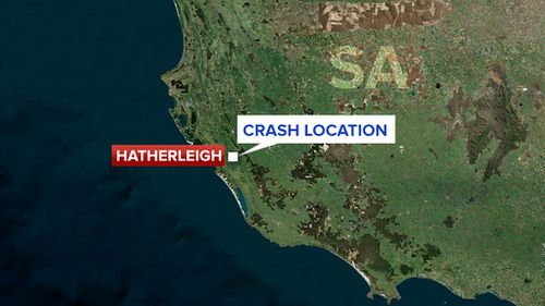 Four people are believed dead after a horror crash involving two cars and a truck in regional South Australia. (9NEWS)