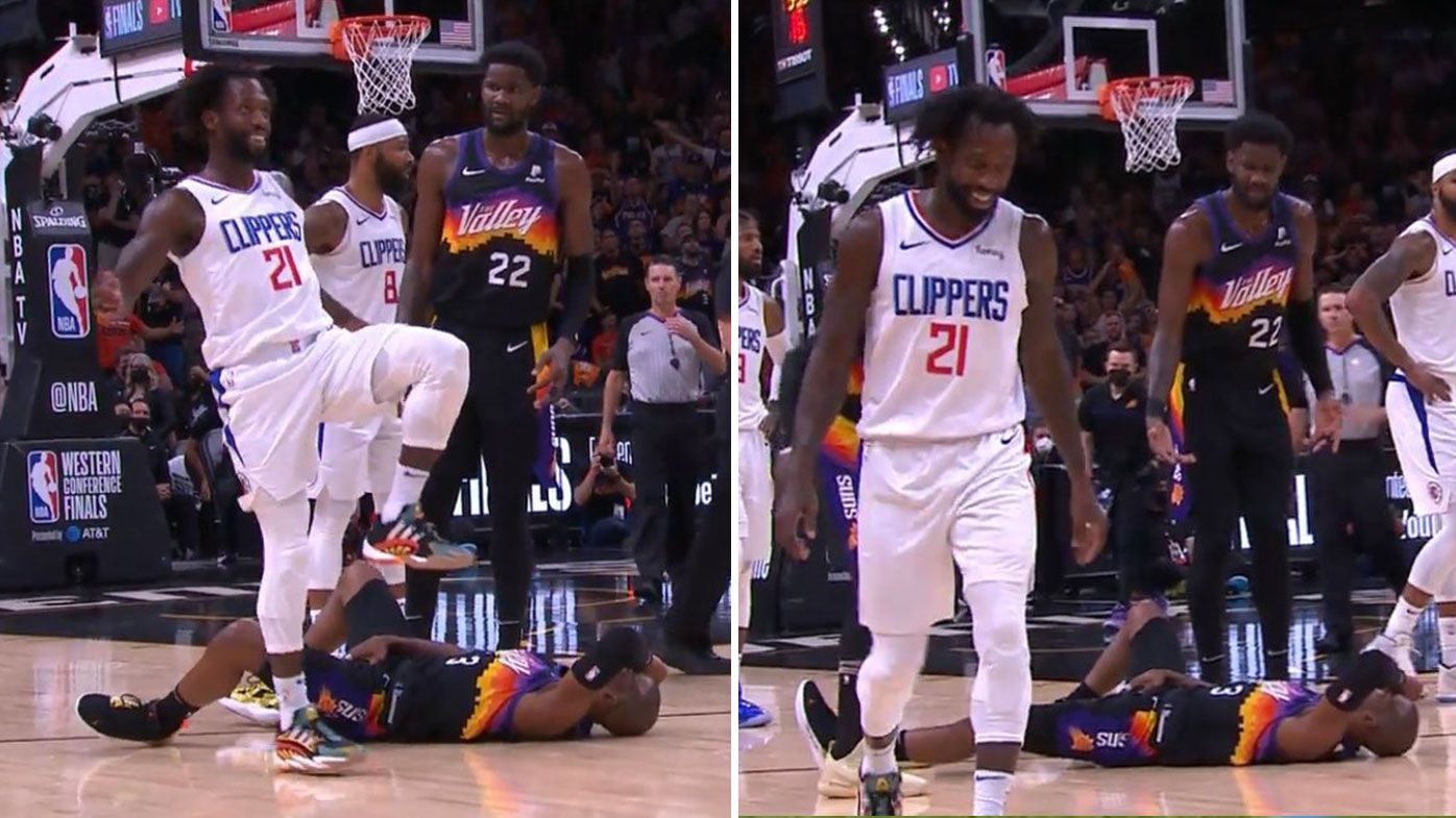 Gritty LA Clippers stave off elimination, beat Phoenix Suns in game five of NBA Western Conference finals