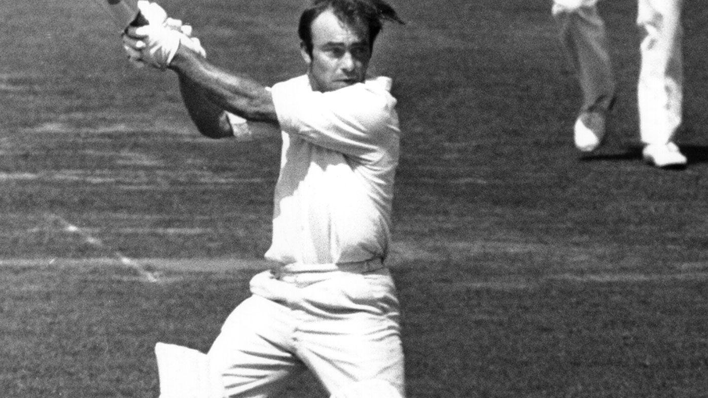 Legendary England batsman John Edrich dies at the age of 83
