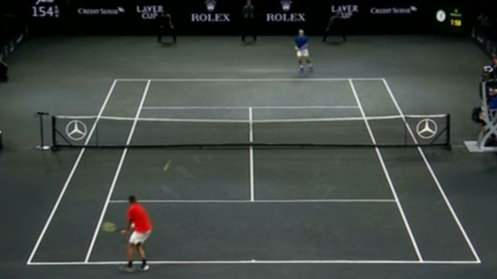 Roger Federer inspires Europe to Laver Cup victory