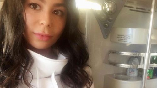 Melbourne woman Mel Jong travelled on a plane after a man infected with coronavirus.
