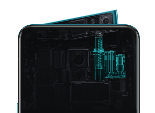 A look inside the technology behind Oppo's pop-up camera
