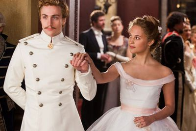 The Swedish actress who starred alongside Brenton Thwaites in <i>Son of a Gun</i> this year, has seven new titles under her belt for 2015 including <i>Seventh Son</i> with Julianne Moore, <i>Tulip Fever</i> with Christoph Waltz and sci fi flick <i>Ex Machina</i> With Domnhall Gleeson.<br/><br/>After 13 years in the business, TheFIX thinks 2015 is going to be Alicia's year to shine.<br/><br/>Image: <i>Anna Karenina</i> (2012), Universal Pictures.