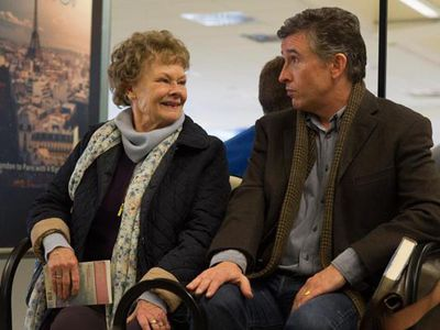 <strong>Best Motion Picture - Drama:<em> Philomena</em></strong><p><br/>Proving that he is a versatile actor, we think Steve Coogan will be chuffed that <em>Philomena</em> is up for the Best Picture gong.