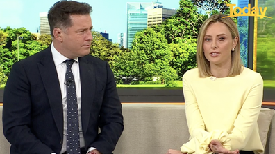 Ally Langdon has urged Australians to check in on each other.