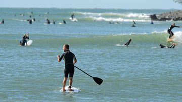Prepare the eskies: Beach weather is finally here