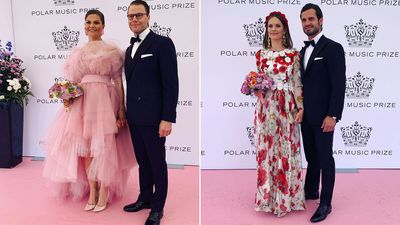 Swedish Royals at the Polar Music Prize, June 2019