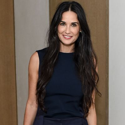 The star: Demi Moore