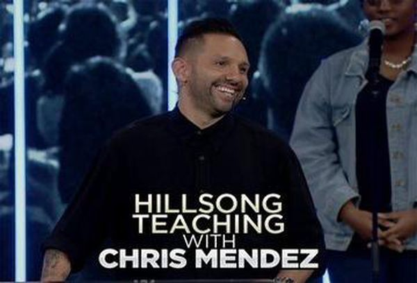 Hillsong Teaching with Chris Mendez