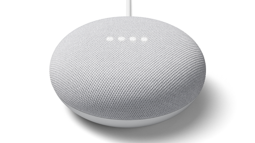 The Google Nest Mini