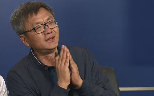Mr Chu's family issued an emotional plea and a $10,000 reward for him to be found last week. Picture: 9NEWS.